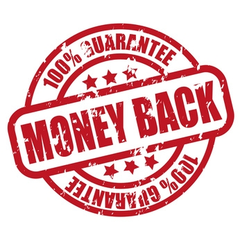KUT Program Money Back Guarantee